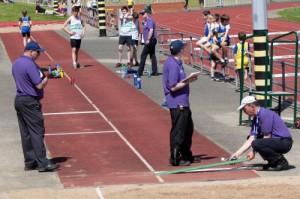 merseyside track and field